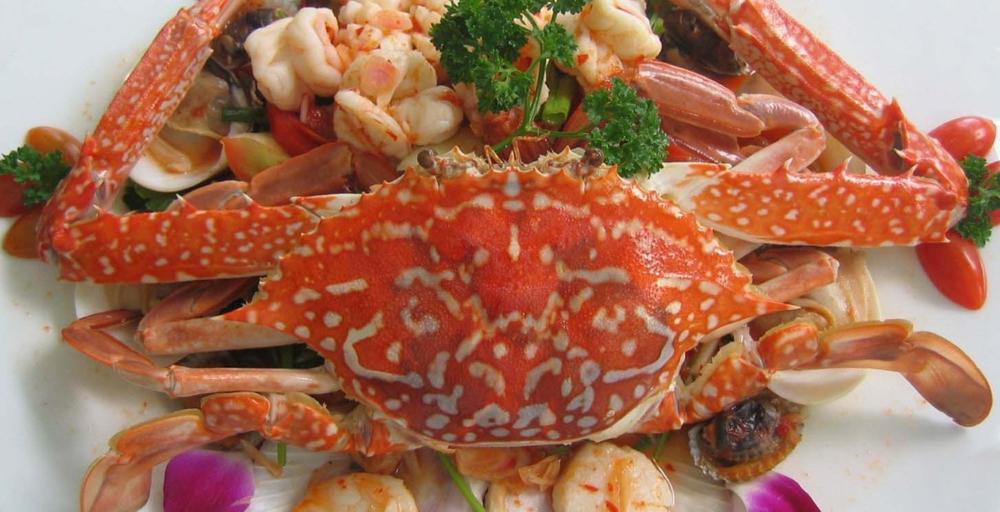 Ghẹ Hàm Ninh - đặc sản Phú Quốc