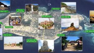 Bản đồ du lịch lý sơn và những điều cần biết khi đến đảo lý sơn