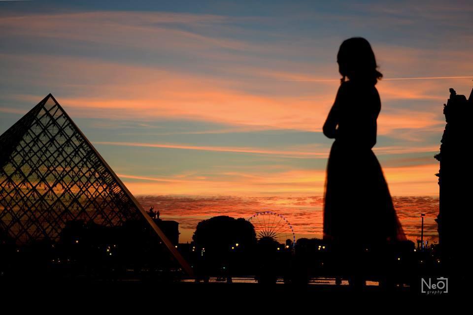 bảo tàng lourve paris
