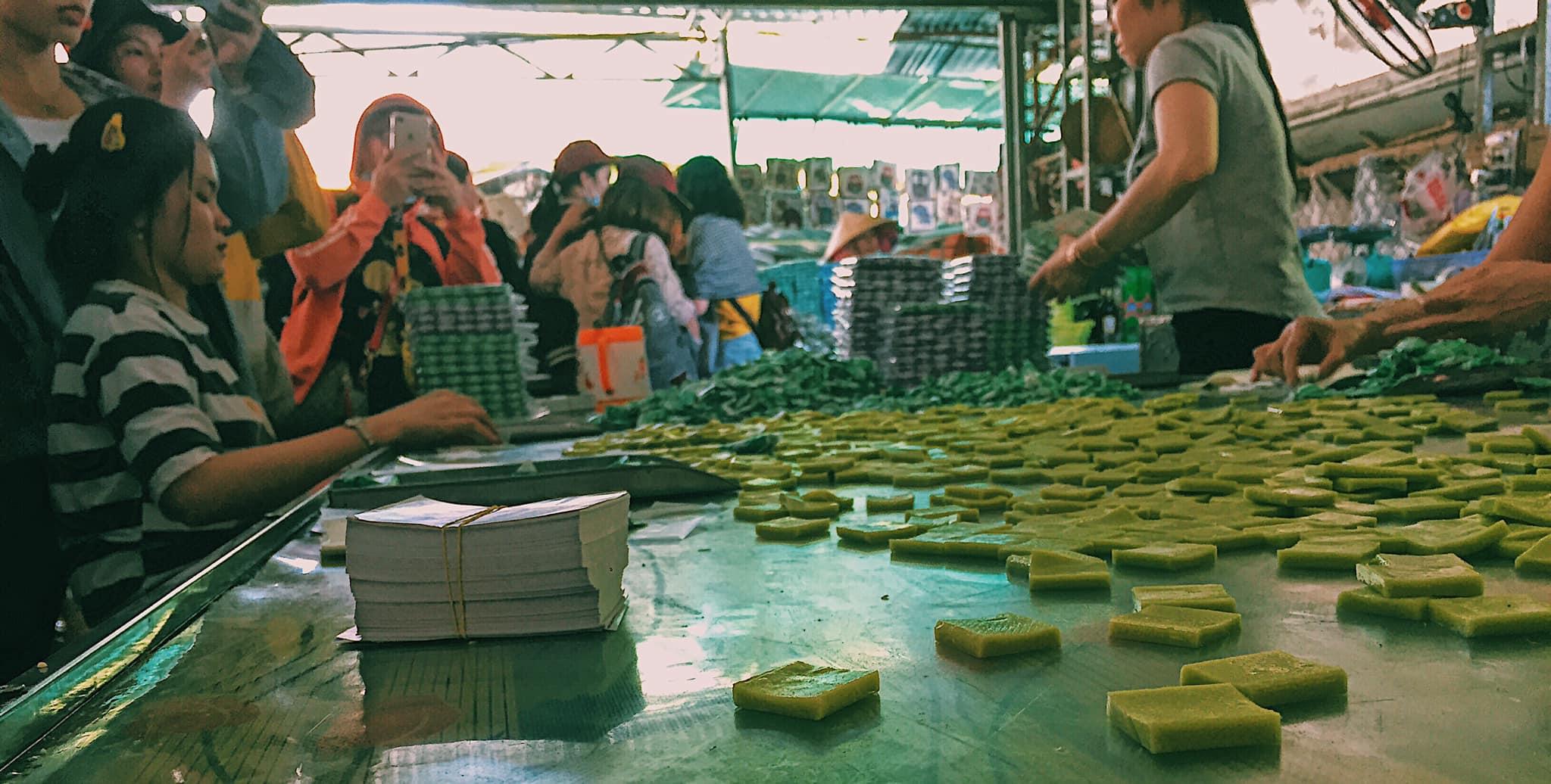 kẹo dừa đặc sản Bến Tre – du lịch Sóc Trăng