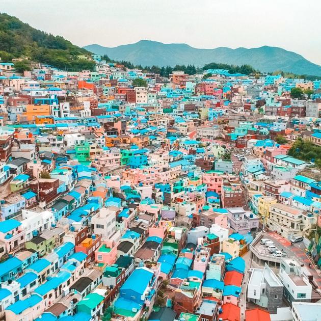 du lịch Hàn Quốc - Nhất Long Travel