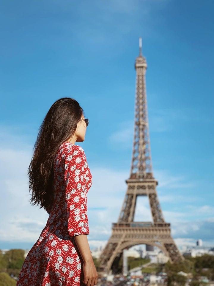 Tháp Eiffel – Paris – Pháp