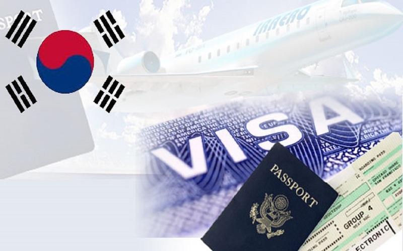Làm visa Nhật Bản Hàn Quốc