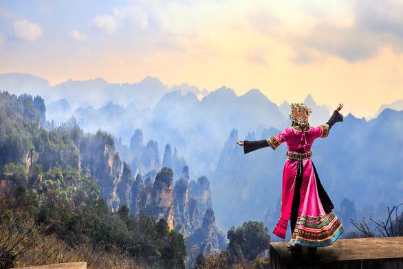 Du lịch Phù Dung Trấn
