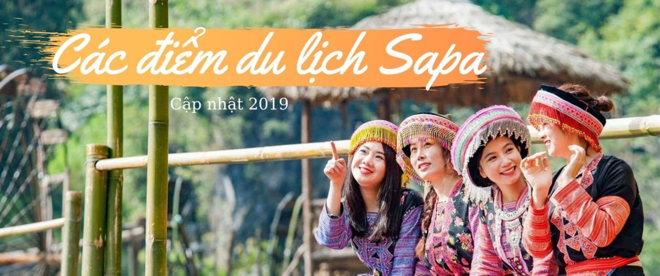 Các điểm du lịch Sapa mới nhất 2019