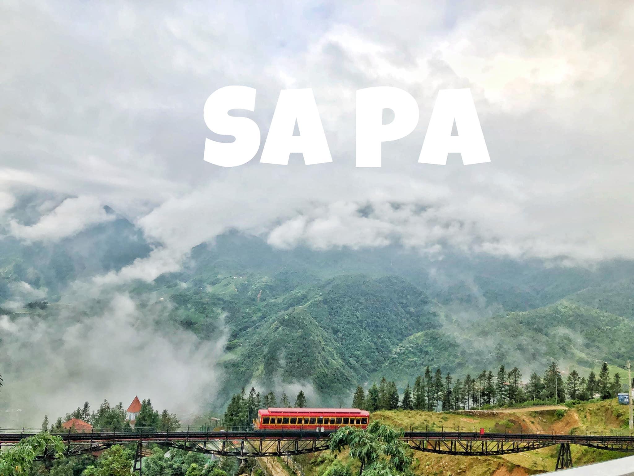 Giá vé các điểm du lịch Sapa tăng nhiều lên so với các năm trước lý do để giúp bà con xây dựng đường vào bản