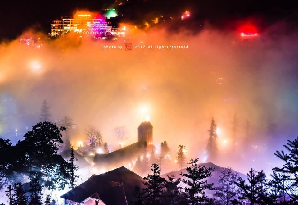 Các điểm du lịch Sapa – núi Hàm Rồng