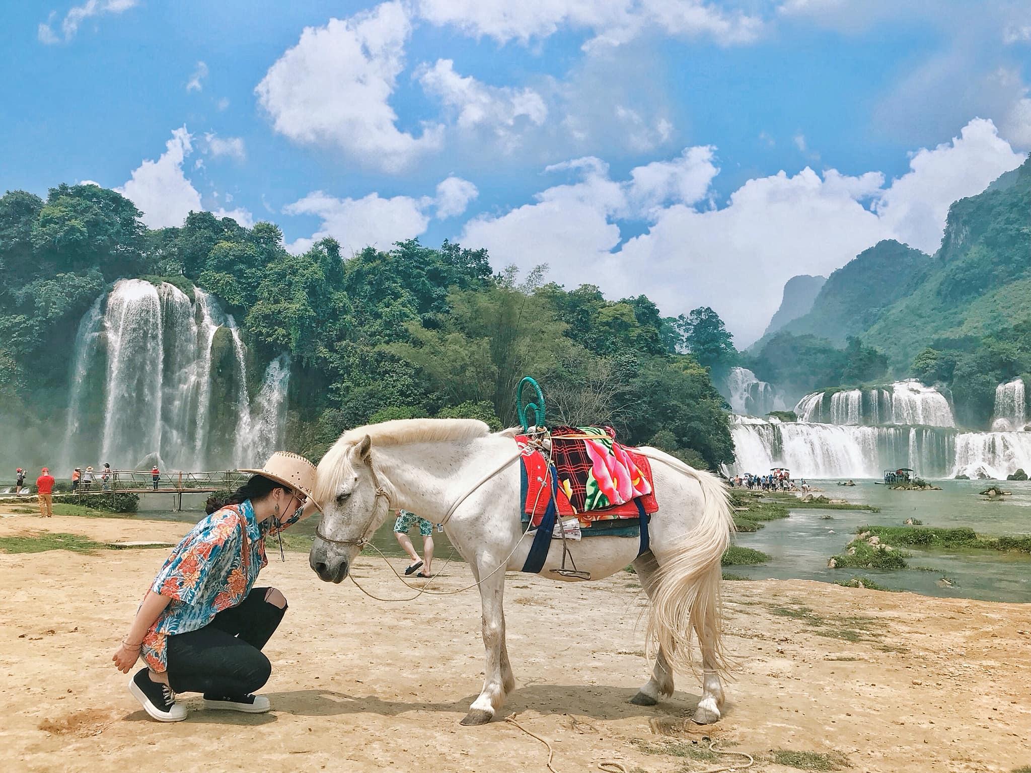 Du lịch 2/9 Ba Bể - Bản Giốc ngắm thác nước vào mùa đẹp nhất