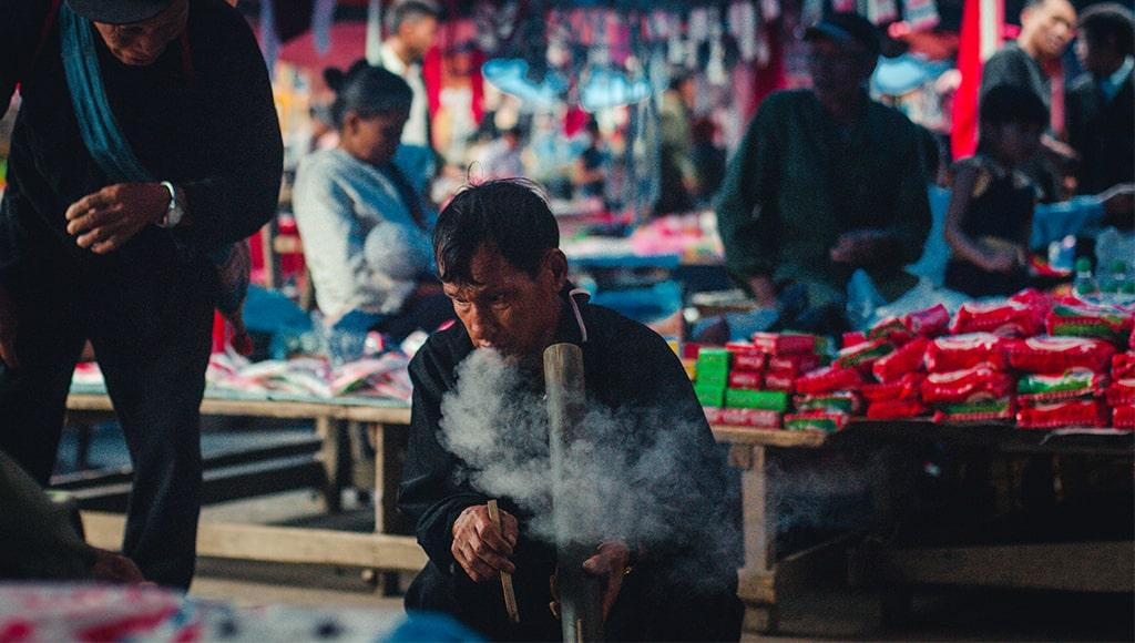 Đến chợ Sapa để khám phá ẩm thực, đặc sản Sapa nổi tiếng