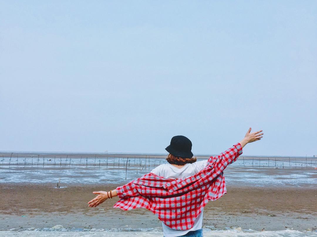 Khu du lịch Cồn Đen thuộc ở xã Thái Đô, huyện Thái Thụy, tỉnh Thái Bình.