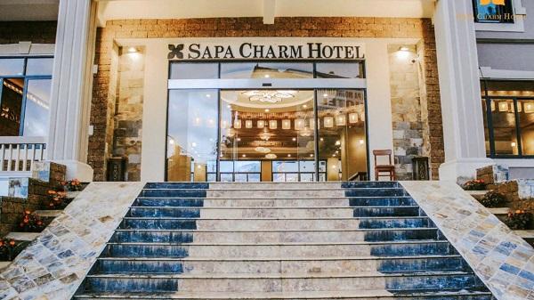 review khách sạn sapa