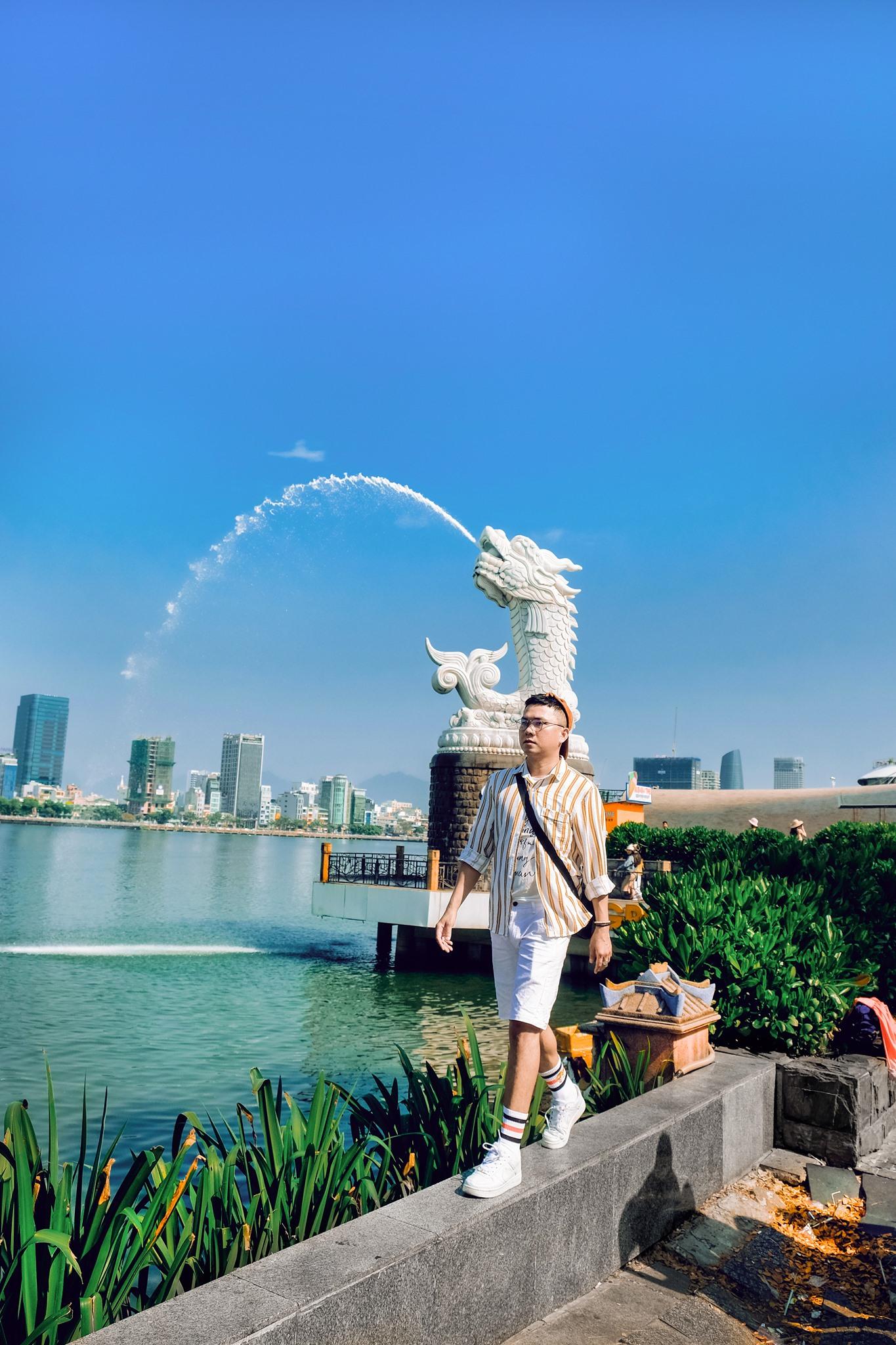 Cá Chép Phun Nước Đà Nẵng