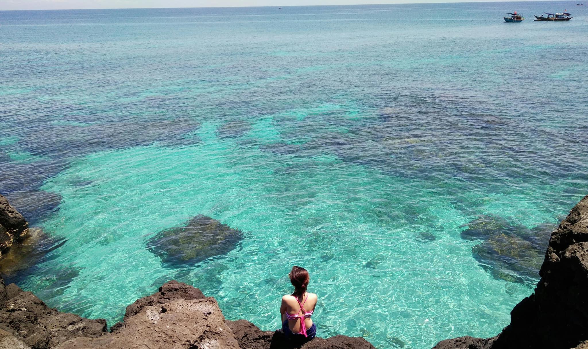 Đảo Lý Sơn Bé